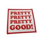 Рекламных подарков одежду эмблемы патч для швейных принадлежностей (YB-pH-63)