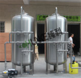 Areia de Aço Inoxidável Industrial do Alojamento do Filtro de Água