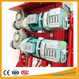 Het Reductiemiddel van de versnellingsbak voor de Lift Sc200 van het Hijstoestel van het Platform van de Boring