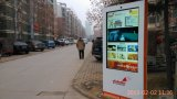65inch pantalla al aire libre del LCD de la señalización de Digitaces de la visualización del vídeo de la publicidad al aire libre Digitaces