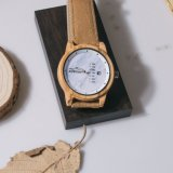 Uhr-Geschäfts-lederne Brücke-Geschenk-Frauen-Uhren kundenspezifisch anfertigen