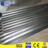 Hdgi/Gi Quente-Mergulhou a chapa de aço galvanizada na bobina/corrugou a folha da telhadura do metal