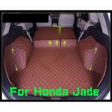 Tapete de troncos de carro para a Honda Jade 5 Lugares 2001-2016 Cobertura completa da camisa de inicialização de carga Carpet