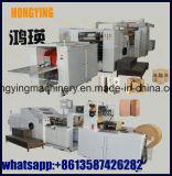 Deux couleurs en ligne sac de papier alimentaire Making Machine