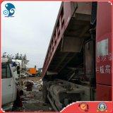 camion resistente utilizzato 70ton dell'autocarro con cassone ribaltabile HOWO Sinotruk in Africa
