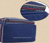Fábrica de Dongguan calientes personalizados Unisex BOLSA DE VIAJE Bolso mochila de lona