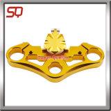 Kundenspezifische und gute Qualitäts-CNC-maschinell bearbeitenwürfel