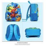 Los niños bebé bolsas impermeables de neopreno de jardín de infantes niños Mochilas para Chicas Chicos Cartoon Mochilas