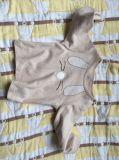 Cardigan del Knit della culla degli infanti 100