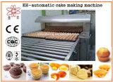 Kh 600 자동적인 케이크 충전물 기계; 케이크 공탁자 기계