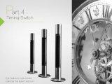Bevindende Vloer Fs580 van de Ventilator van de Toren van de Ventilator van de Toren van het Metaal van het Gebruik van het Huis van de Verkoop van de Fabriek van Guanglei de Hete Verticale