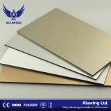 외부 벽을%s 자외선 증거 PVDF Feve 알루미늄 합성 위원회