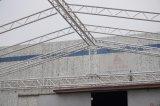 Легкий вес опорной системы крыши из алюминия стадии опорных