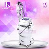 V8C1 Máquina de emagrecimento Velashape corporal para perda de peso de aperto da pele