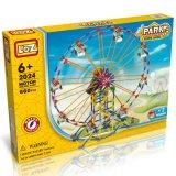 La rotella di Ferris creativa dei migliori elementi del regalo di Loz chiarisce il giocattolo del mattone del gioco