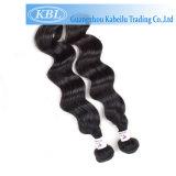 12 à 26 pouces de grade brésilien 7un cheveu humain