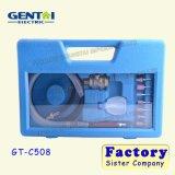 Инструментальный ящик случайно шлифовального прибора Plam воздуха точильщика угла воздуха пневматический