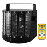 9 cores de Controlo Automático Danceteria Studio Fase LED luz de efeito