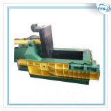 Macchina ferrosa automatica della compressa del metallo dello scarto residuo