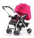 Qualitäts-neuer Entwurfs-Luxuxfalten-BabyPram