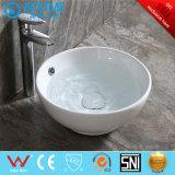 El cuarto de baño de cerámica de mezclador de Cuenca la cuenca del armario de lavabo y fregadero BC-7060