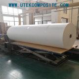 Couvre-tapis de fibre de verre pour le panneau de gypse fait face sans papier