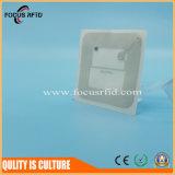 Etiqueta engomada barata modificada para requisitos particulares del Hf NFC RFID del coste de la insignia