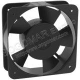 (SF15050) 6pulgadas cuadradas del rodamiento de bolas de ventilación del ventilador ventilador Ventilador Axial
