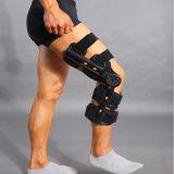 En médecine orthopédique réglable attelle de genou de support