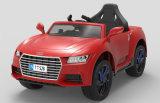 Audi 개념 아기 아기 차가 운영한 건전지에 전기 장난감 차 도매 탐에 의하여 농담을 한다