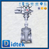 Didtek Wcb 300lb 10pulgadas portón eléctrico válvula con interruptores de par