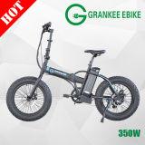 [250و] [350و] 20 '' يطوي سمين إطار العجلة كهربائيّة [موونتين بيك] رخيصة رجل شاطئ طرّاد درّاجة