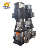 Pompe à plusieurs étages verticale d'acier inoxydable avec bon après-vente