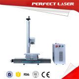 Diode Ende-Pumpe Laser zerteilt Markierungs-Maschine für Stahl, Aluminium, Kurbelgehäuse-Belüftung