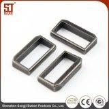 Einfache Drucken-Form Monocolor quadratische Metalltaste
