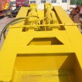 3 EIXOS 60 toneladas de cisne destacável Cama Baixa semi reboque