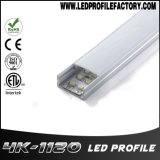 Pn4120 profilo di alluminio chiaro lineare dell'alluminio dell'espulsione LED