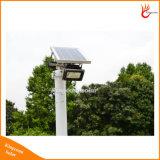 A energia solar exterior 12 PCS Holofote LED Holofote do jardim de parede Solares com material impermeável IP
