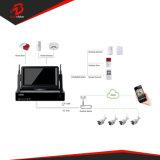 720p 4CH 7 pouces LCD Kit NVR WiFi