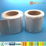 Printable EPC GEN2 MONZA R6 en UHF de la etiqueta de metal industrial