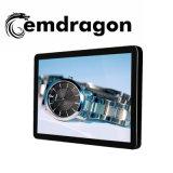 22 Zoll den Spieler bekanntmachend, der Spieler-Video-Player-Bus LCDdigital Signage der Higih Qualität bekanntmacht