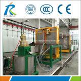 Масло под давлением солнечной энергии для нагрева воды внутренний бак влажных эмаль покрытие машины (три станции)