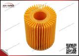 L'usine automobile de bonne qualité de sortie de la partie 04152-38010 du filtre à huile pour Toyota Auris Corolla FJ Cruiser