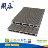 Outdoor Druable creux un revêtement de sol Composite Decking