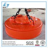 Tipo elettromagnete di sollevamento della gru a ponte dello scarto d'acciaio