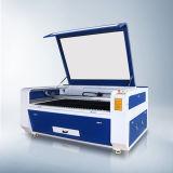 80W 1290/1390 CNC Grabador láser de CO2 para el papel de la máquina