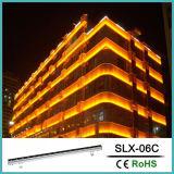 IP65 DMX 통제를 가진 옥외 사용 18W LED 세탁기 빛