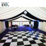 Desempenho portátil Dance Floor ao ar livre para o casamento do partido do evento