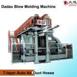 Машина прессформы дуновения воздуховода 7 слоев автоматическая