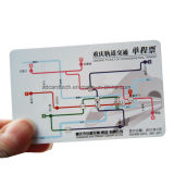 13.56MHz MIFAREの標準的な1Kアクセス制御RFIDプラスチックカード